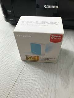 TP-Link mini wifi router