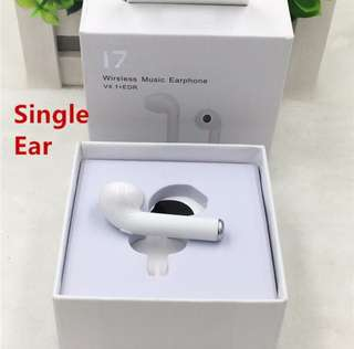 Brand New Wireless Bluetooth Single Earphone