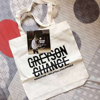 Somewhere Over My Head EP Signed by Greyson Chance