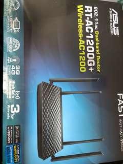 ASUS AC1200G Plus
