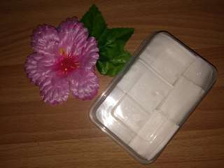ORGANIC FIBER COTTON PADS - FOR SALE ONLY