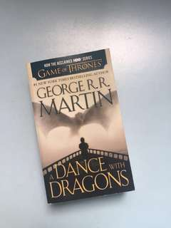 [REDUCED TO CLEAR] [BN] A Dance With Dragons (Paperback)