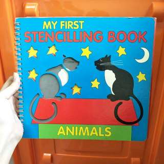 My First Stencilling Book