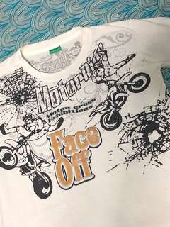 Face-Off Printed Tee