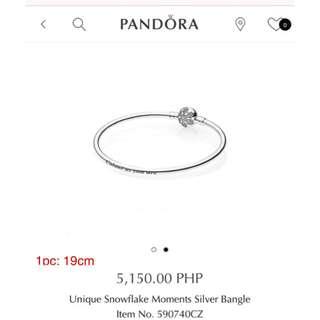 Pandora Bracelet drom Australia