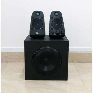 Cheap! Logitech Z623 Speaker with Subwoofer