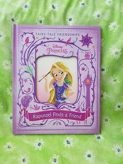 Disney Rapunzel Finds a Friend
