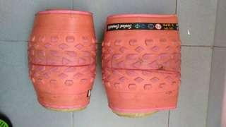 Vee Pink Fatbike 26x4 Tyre.