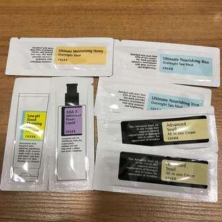 FREE Cosrx samples!