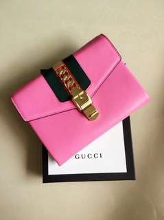 Gucci sylvie clutch