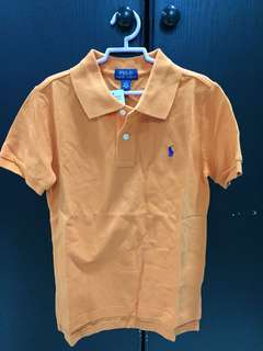 New Polo Ralph Lauren Boy 7 Authentic