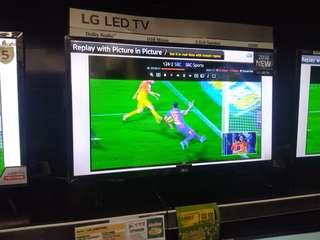 """Tv LG new 32"""" bisa kredit proses 3 menit"""