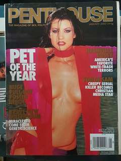 Year 2000 Penthouse Magazine Edition