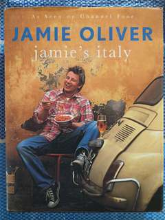 "🚚 Jamie Oliver "" Jamie's Italy """