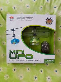 Mini UFO Infrared Controlled Flight
