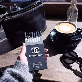 Chanel Smoking Kills Cigarette iPhone 7/iPhone 7 Plus Case