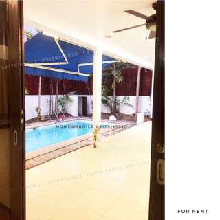 AYALA ALABANG HOUSE AND LOT FOR RENT / LEASE