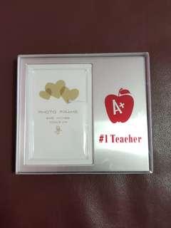 Photo Frame for Teacher