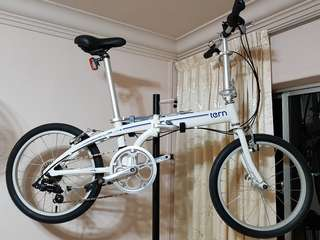 Tern B7 Foldie (Foldable Bike)
