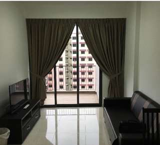 For Rent 1 Bedroom Condo whole Unit 4mins walk to Sengkang MRT