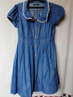 Dress / Long blouse