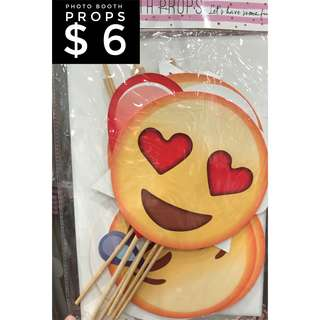 [PREORDER] Photobooth Props