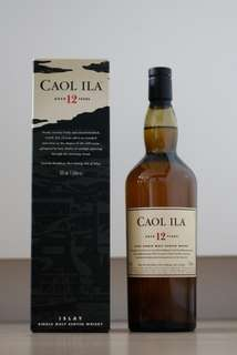 Caol Ila 12年 1 Liter 43%