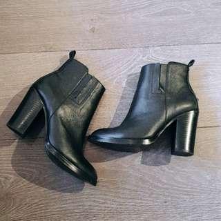 Kookai Ankle Boots - Black