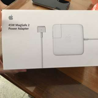 Preloved 45W MagSafe 2 Power Adapter