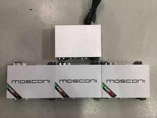 Mosconi 4-6ch Digital Sound Processor