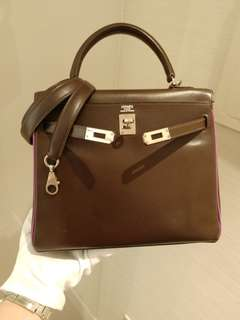 Hermes kelly 25 mult color