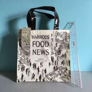 英國 Harrod's Tote Bag Shopping 手挽袋