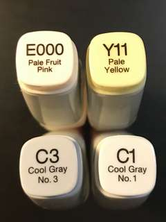 COPIC MARKERS REFILL