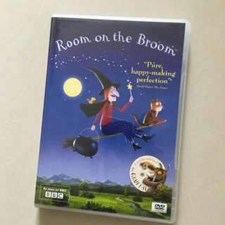 Julia Donaldson Dvd Room On The Broom