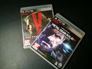 Ps3 Games MGS V