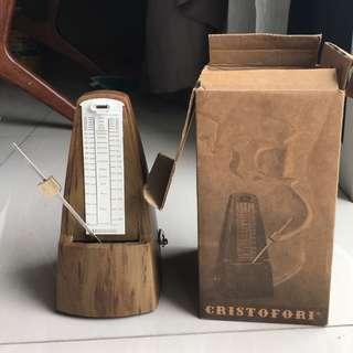 Cristofri metronome