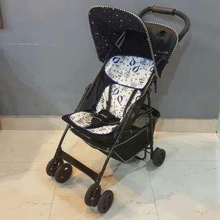 Richell baby stroller seat