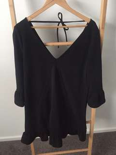 Miss Shop Black Dress