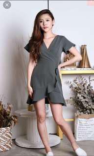 Topazette Dawn Wrap Dress