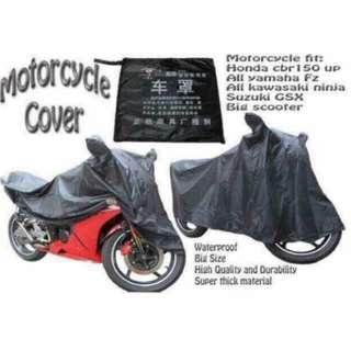 Motor Cover Black