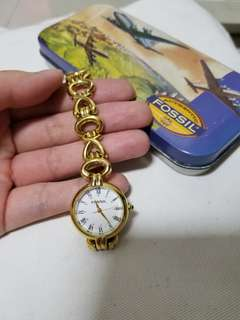90s Fossil watch 手錶