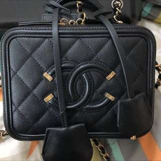 Chanel Vanity case small size