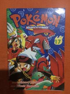 Pokemon Adventures 17