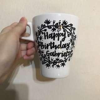 Customisable mugs!