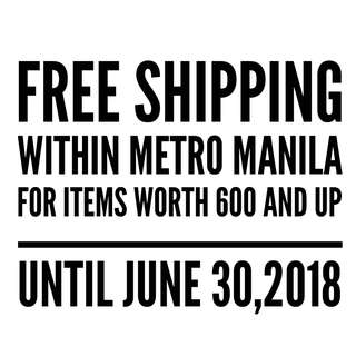 FREE SHIPPING!!