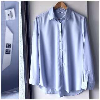 Uniqlo blouse top shirt
