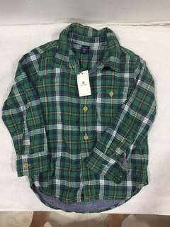 New Gap shirt long sleeve 3 3T