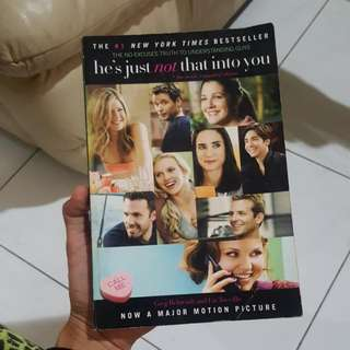 He's Just Not That Into You By Greg Behrendt & Liz Tuceillo