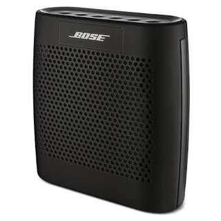 BOSE Soundlink Bluetooth Speaker Version 1 (Black)
