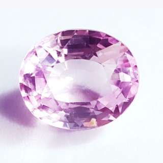 (8.37 Cts) Natural Pink Sapphire